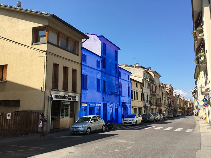 Intero palazzetto in Centro a Vicenza (VI)