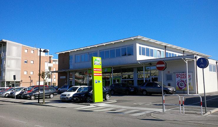 Ufficio nuovo con grande parcheggio in Monticello Conte Otto (VI)