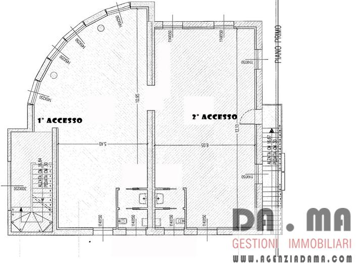 Ufficio nuovo di mq.172 a Rosà (VI)