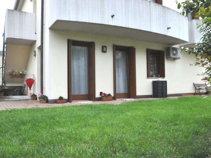 Mini appartamento con giardino a Molvena (VI)