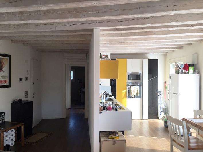 Splendido appartamento tricamere in Centro Storico a Vicenza (VI)