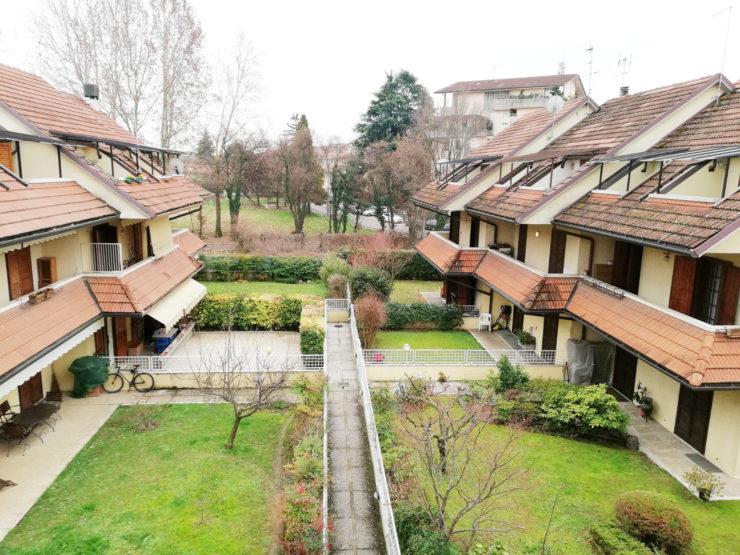 Villa a schiera a S. Andrea, Vicenza (VI)
