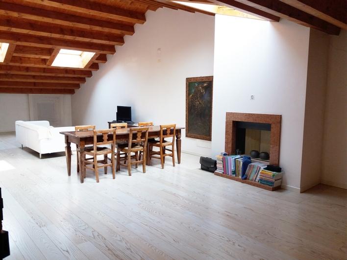 Splendido attico in Corso Padova a Vicenza (VI)