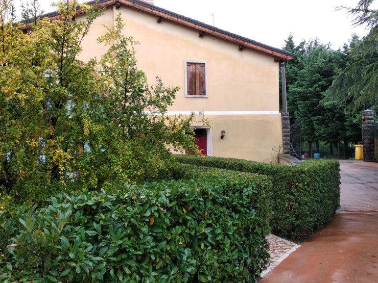 Recente bicamere con giardino zona Campedello (VI)