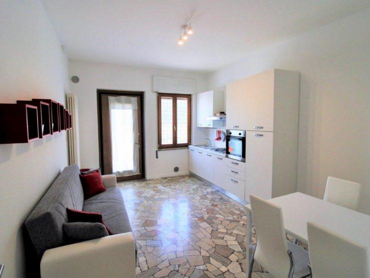 Miniappartamento con ingresso indipendente a Lerino (VI)