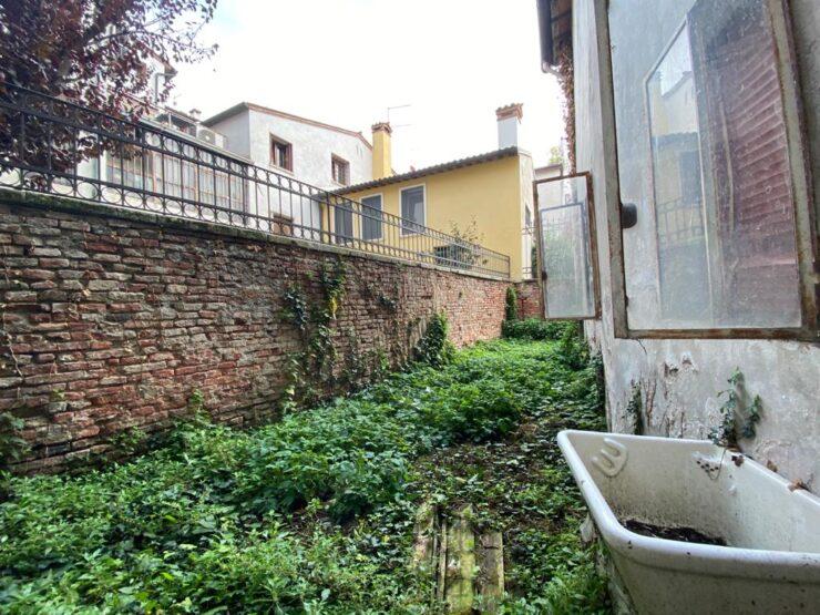 Palazzetto nel cuore della città di Vicenza