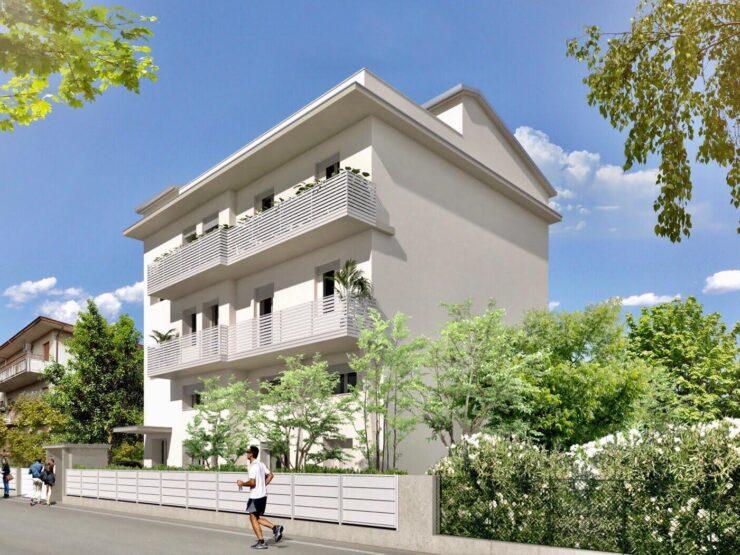 Nuovo bicamere con giardino, Ospedaletto (VI)