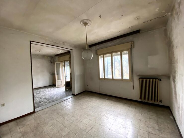 Grande appartamento da ristrutturare a S. Bortolo, Vicenza