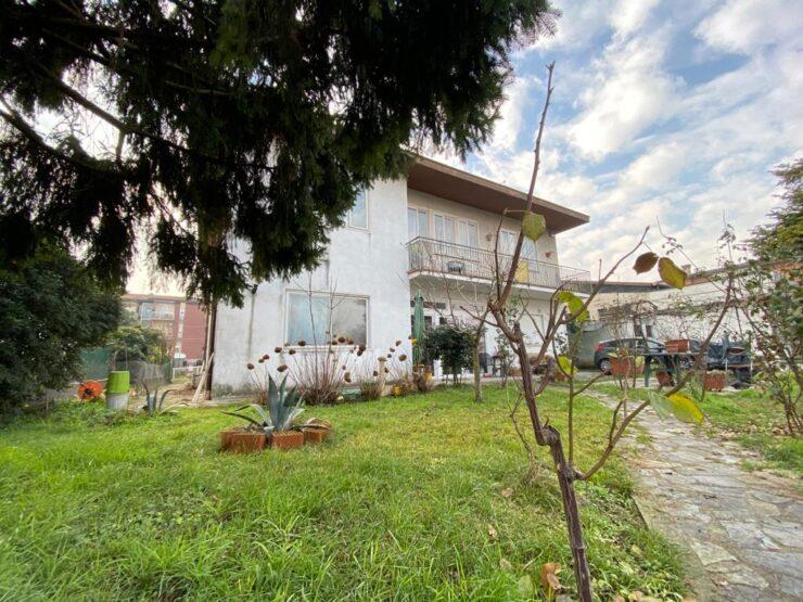 Villa bifamiliare, Torri di Quartesolo (VI)